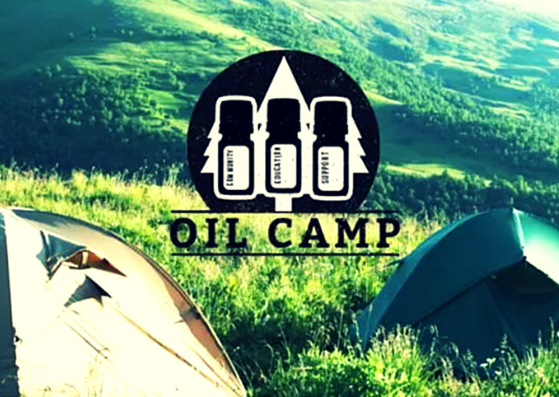 Habits of Happiness: Oil Camp!